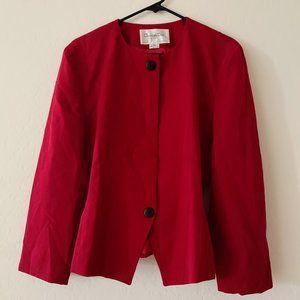 Vintage 80s Christian Dior The Suit Jacket